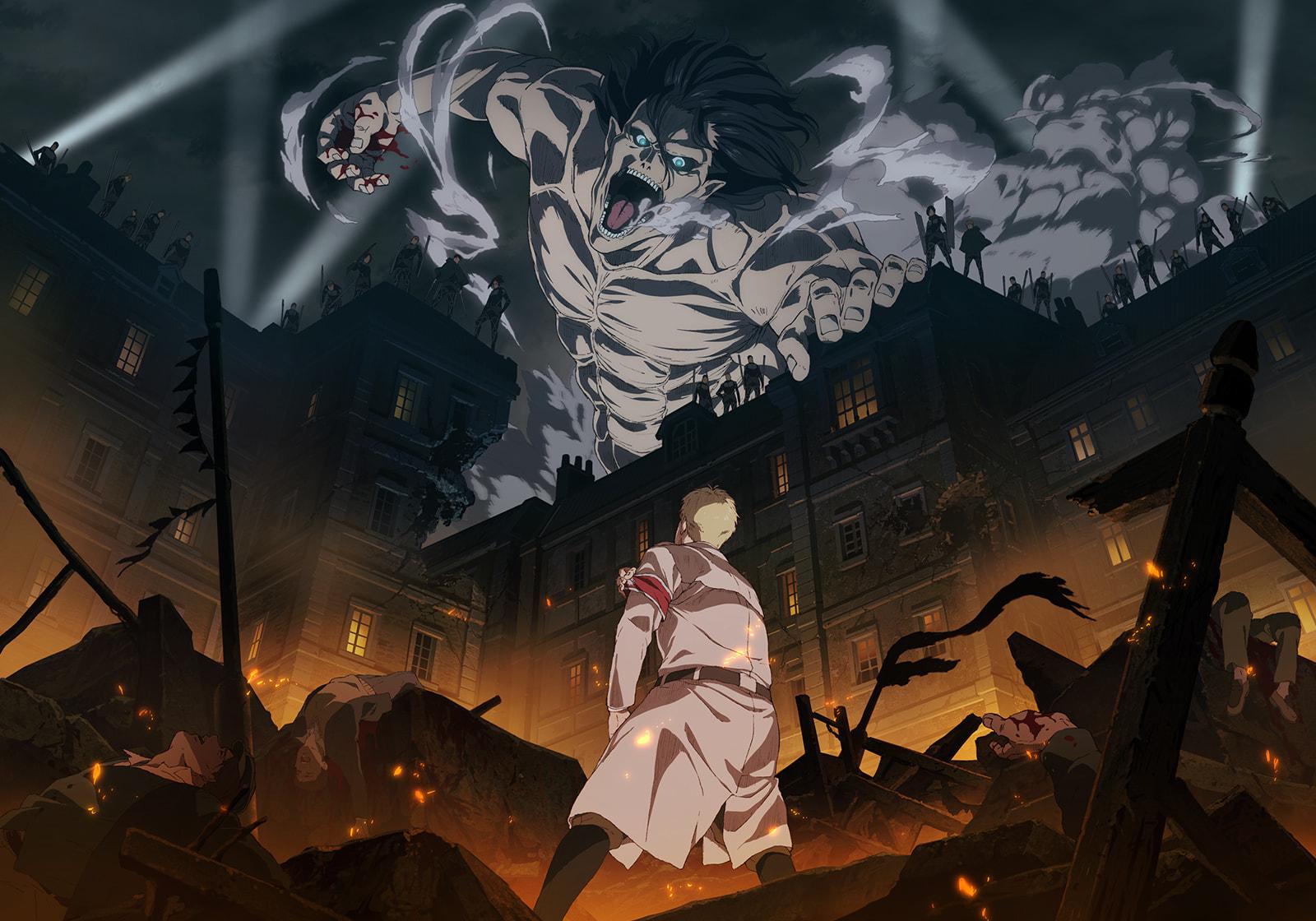 Attack On Titan Chronicle e Trailer quarta stagione | Film ...