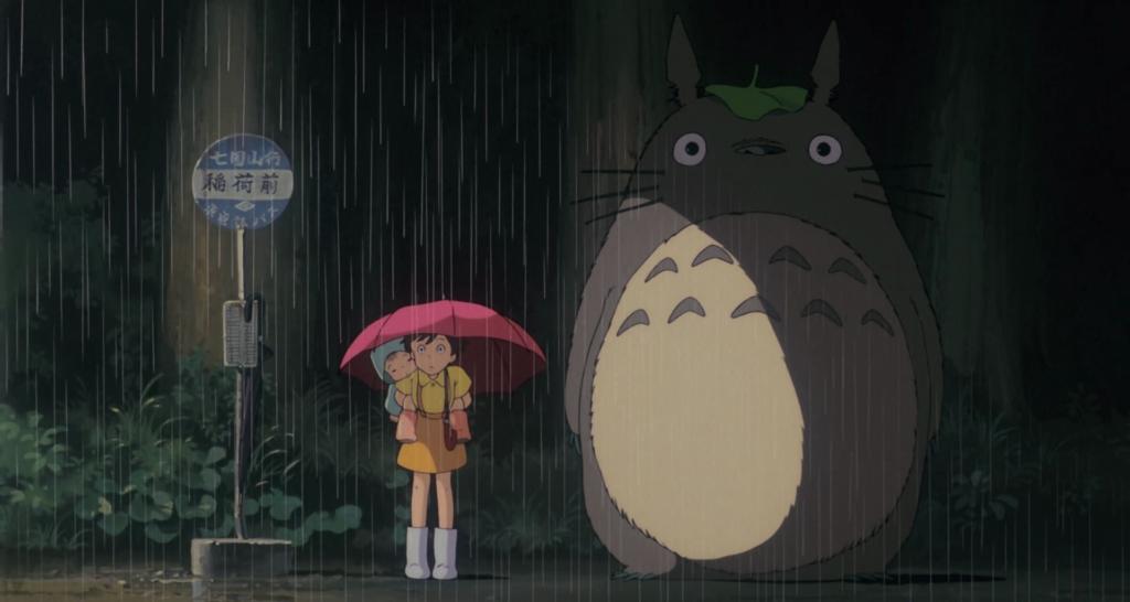 Classici: Il Mio Vicino Totoro di Miyazaki