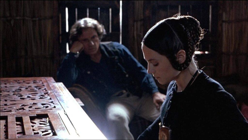 Lezioni di Piano, diretto da Jane Campion