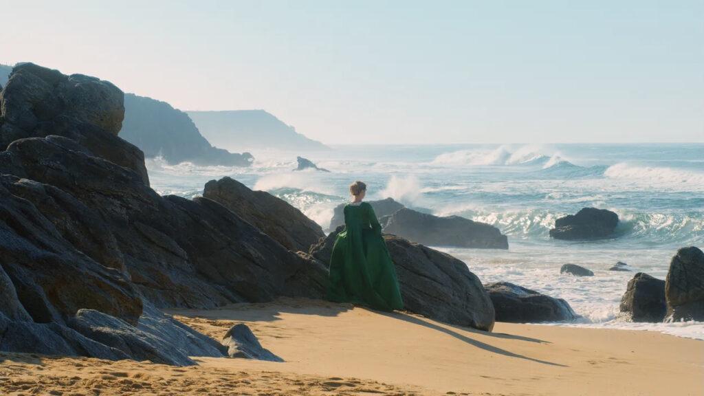 Registe donne: Una scena del film Ritratto Della Giovane In Fiamme