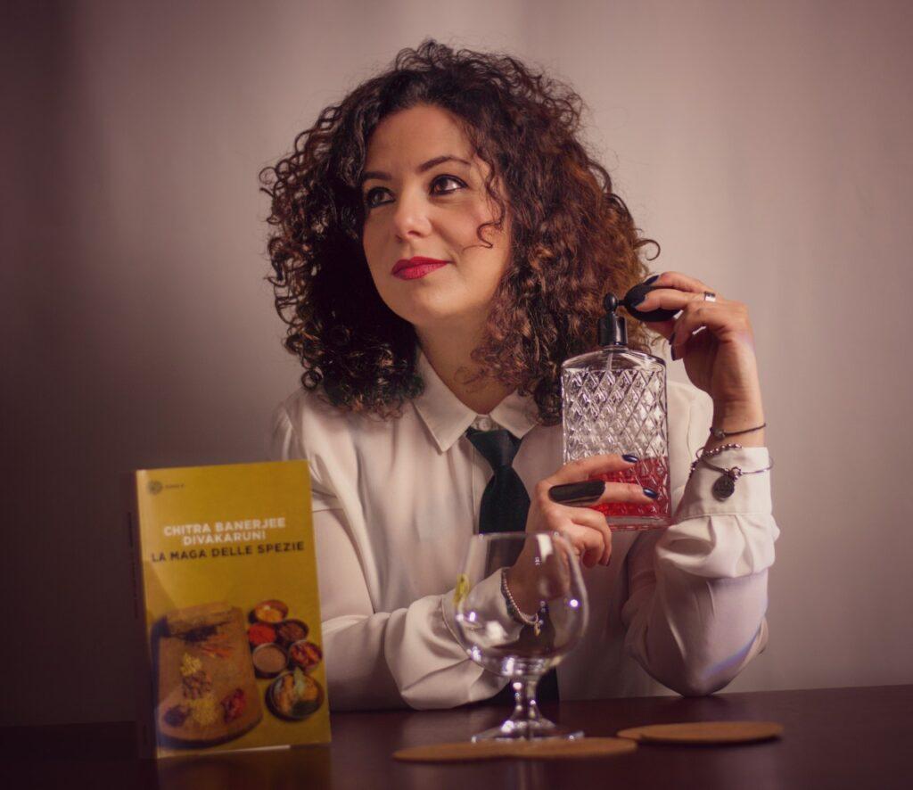 laura schirru, head bartender del the duke